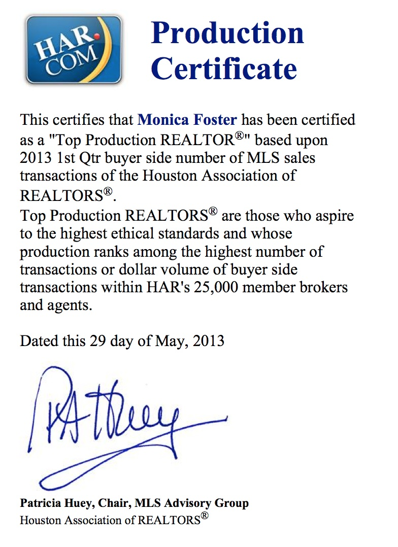 HARTopProduction1stQtr2013BuyerSideTransactions