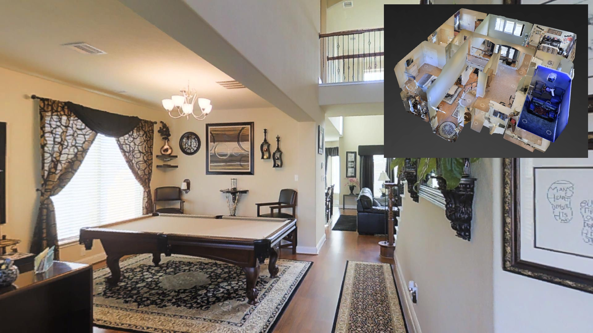 3-D SELF-GUIDED TOURS TO SELL YOUR HOME